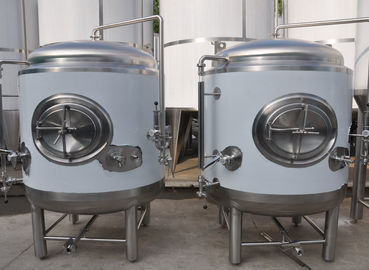 China 7BBL Bright Beer Tun 0.2MPa SUS304 Storage Tank Polished Surface Shinny Color supplier