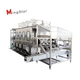 China Low Noise High Efficiency 5 Gallon Water Filling Machine With Capacity 600BPH supplier