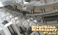 Empty PET Bottle Air Conveyor Belt System 1200 - 24000 BPH Large Capacity
