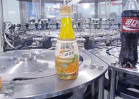 China Small Bottled Liquid Orange Juice Bottling Machine Stainless Steel 304 Material factory