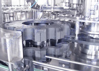 3 In 1 Automatic Filling Machine For Glass Bottles / Small Scale Juice Filling Machine
