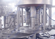 4000 BPH Capacity Bottled Juice Filling Machine With Hot Rotary Filling System