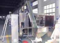 Precision Carbonated Drinks Filling Machine / Soda Bottling Equipment