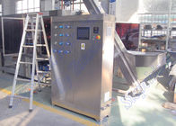 Automatic Carbonated Drinks Filling Machine Isobar Pressure Filling Principle