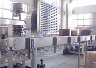Automatic carbonated drink filling machine and beer filling machine soymilk filling machine