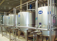 Split Type Full Automatic CIP Cleaning System 10TPH SUS304 Producttion Line Washer