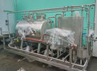 Small Integrated Conjoint CIP Cleaning System 1TPH SUS304 for Washing