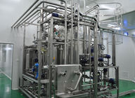 Fully Automatic Beverage Processing Equipment Juice Processing Line 500LPH