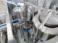 4000 B / H Spirits Filling Machines , Bottle Washing Filling And Capping Machine