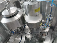 Small Capacity Rinsing Filling And Capping Machine For Glass Bottled Spirits With Crown Cap