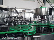 7000BPH Spirits Filling Machine For Vodka , Whisky , Brandy High Efficiency