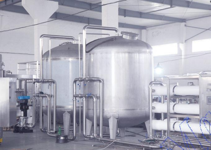 5 Tons / Hour Water Treatment Equipments Water Treatment System For Drinking Water