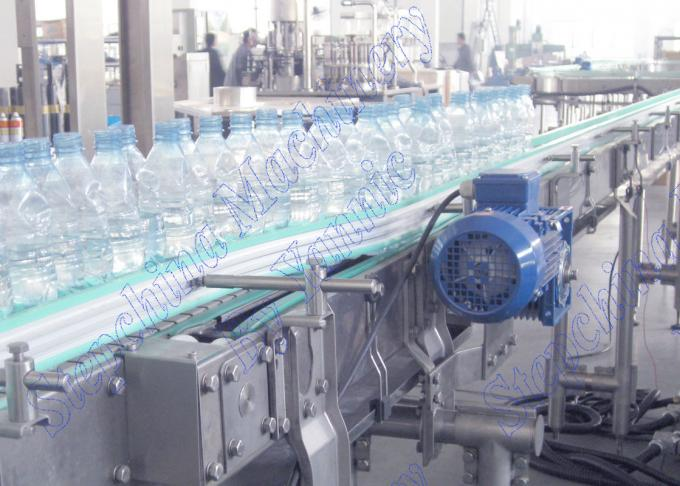 Bottled Drinking Water Production Line For Pure Water / Mineral Water / Still Water