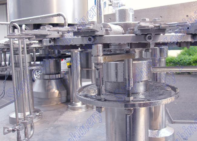 Durable Automatic PET Bottle Filling Machine / Bottled Water Production Line