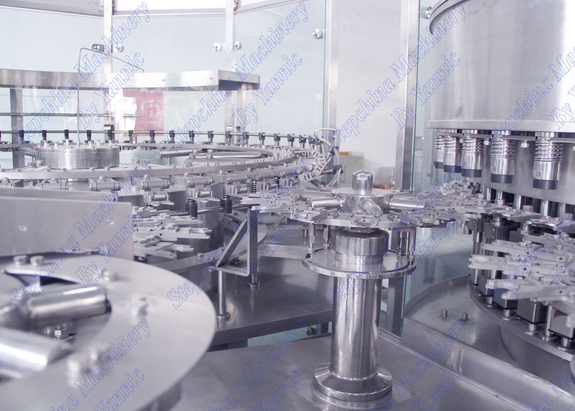 High Capacity Precision Bottled Water Production Plant For PET Bottled Water