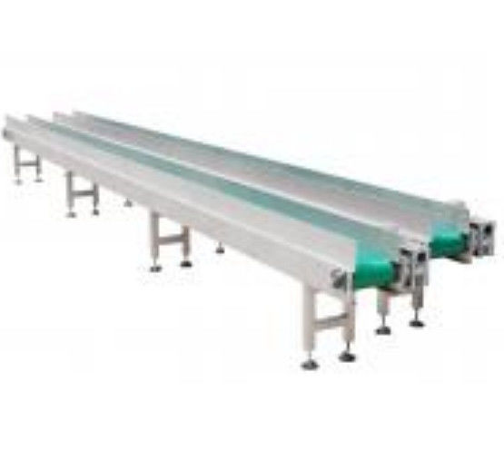 10TPH SUS304 Belt Conveyor Raw Fruit Production Line Conveying Transferring System