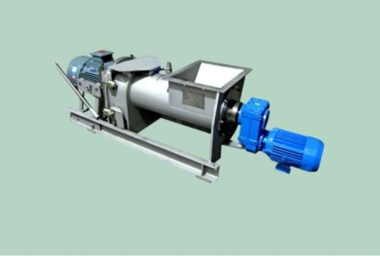 Industrial 6TPH Gear Type Crusher Fruit And Vegetable Processing Equipment