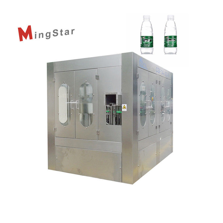 Small Capacity Durable Filling Machines And Equipment For Plastic Bottle