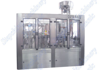 Natural Water Bottle Filling Machine , PET Bottled Drinking Water Filling Machine