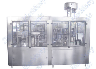 China 3 KW Total Power Pure Water Filling Machine Stainless Steel 304 Material factory