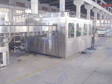 High Efficiency Complete Pure Water Production Line 18000 BPH Capacity