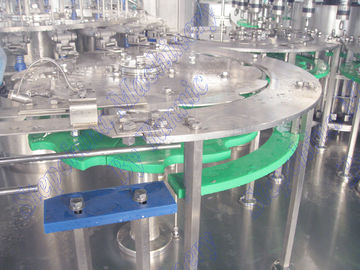 Rotary Bottled Water Filling Machine Equipped With Rinsing Capping Functions