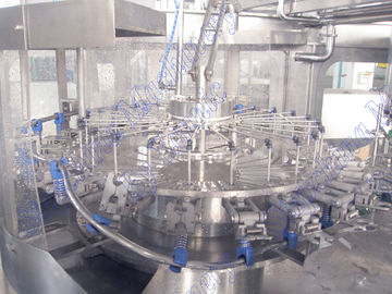 Mineral Water Bottling Plant Bottle Washing Filling Capping Machine 20000B/H
