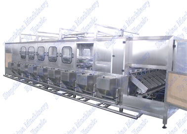 China Reliable Water Filling Equipment Bottle Washing Capping Packing Machine factory