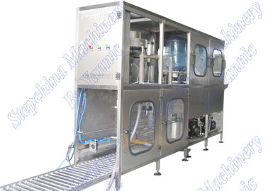 China Multi Functional 5 Gallon Water Filling Machine High Positioning Accuracy factory