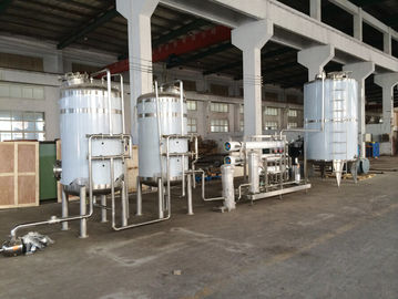 DOW Membrane Drinking Water Treatment Equipment , 10TPH Ro Water System