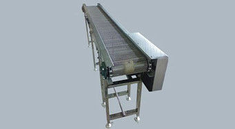 3TPH Mesh Belt Conveyor Fruit And Vegetables Industries SUS304 Net Transmitor