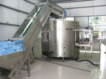 Bottle Unscrambler For PET Bottle Sorting/Feeding/ Bottle Feeding Support Equipment