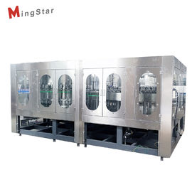 Sus Cooking Oil Packing Machine For Bottled Oliver , Sunflower , Food Oil Production