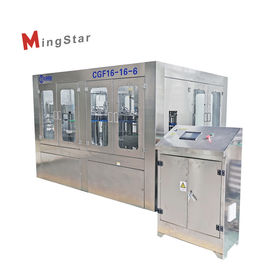 Large Capacity 4000BPH Edible Oil Filling Machine For Bottled Food Oil Production