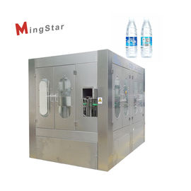 Small Investment Still Drinking Mineral Water Bottle Plant With High Efficiency