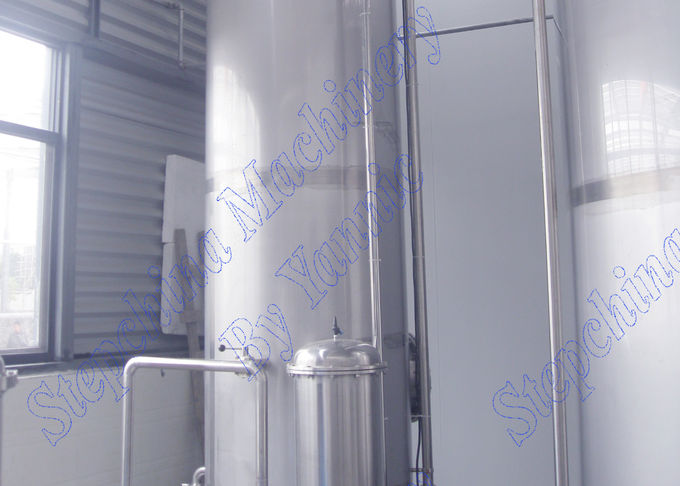 Stainless Steel 304 Ozone Mixing Tank Water Treatment Equipment 3T/H