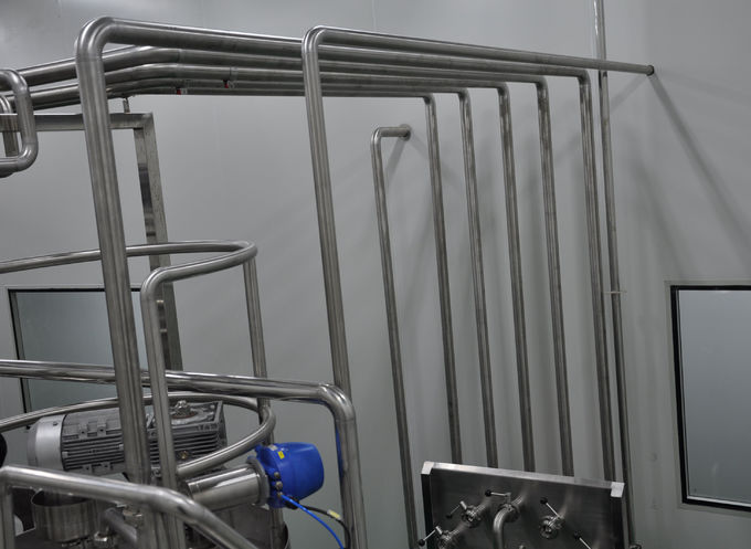 500L Butter / Cream / Soft Cheese Dairy Processing Equipment 100L Butter Churner